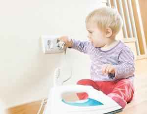 как обезопасить дом к появлению ребенка