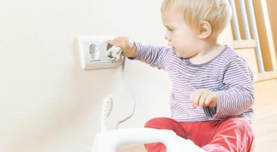 Как обезопасить дом для ребенка?