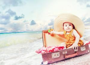 как обезопасить ребенка во время путешествия