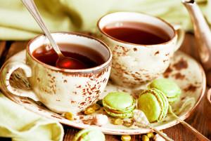 польза чая для беременных
