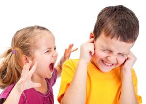 как прекратить детские истерики