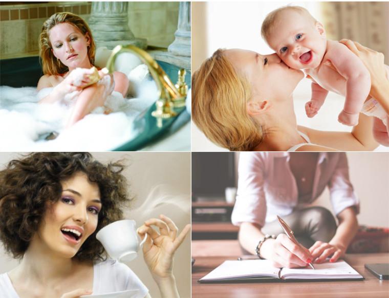 Как победить стресс после родов