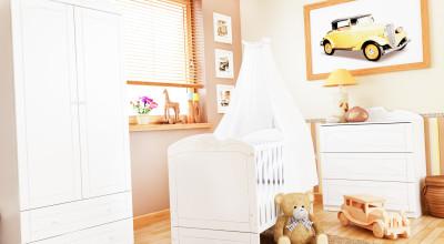Подготовка комнаты новорожденного