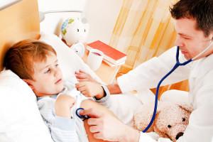 что делать, если у ребенка повысилась температура