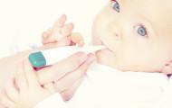 Высокая температура у младенца: 5 причин