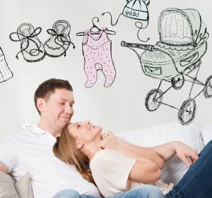 календарь беременности вторая неделя