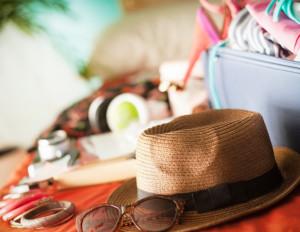 гардероб для путешествий