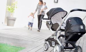 лучшая коляска для ребенка
