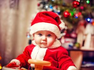 идеи для нового года с маленьким ребенком