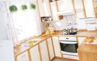 Оптимизация кухонного пространства