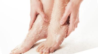 Забудьте про мозоли и сухую кожу на ногах