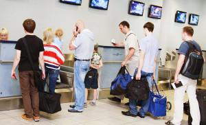процедуры в аэропорту