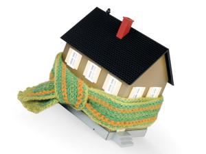 как утеплить дом