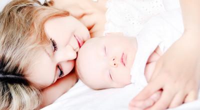 Фразы-спасители для уставших мам