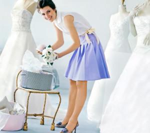 как использовать свадебное платье