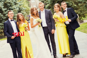 роль свидетелей на свадьбе