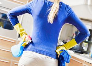 очищайте дом от ненужных вещей