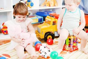 игровое пространство для детей