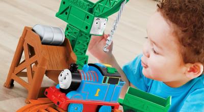 Развивающие игрушки и оптимизация игрового пространства