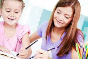 правильная помощь ребенку в школе