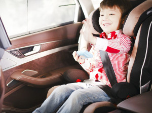 использование автокресла для детей