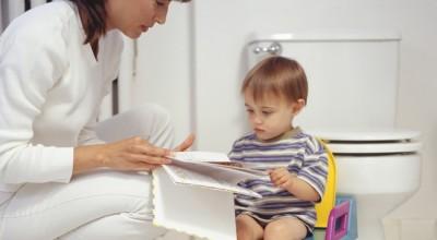 5 самых больших ошибок в приучении ребенка к горшку