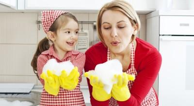 Как приучить ваших детей к порядку?