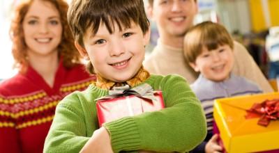12 способов научить ваших детей благодарности